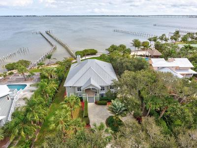 Sewalls Point Single Family Home For Sale: 110 Sewall's Point Road
