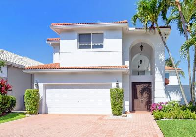 Boca Raton Single Family Home For Sale: 5779 NW 38th Terrace