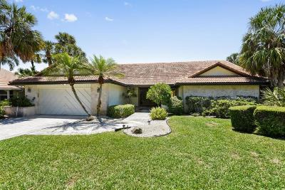 Delray Beach Single Family Home For Sale: 4980 Cherry Laurel Lane NE