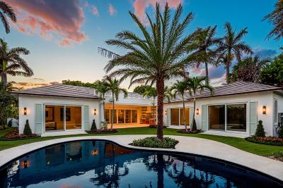 Gulf Stream, Ocean Ridge Single Family Home For Sale: 3133 Polo Drive