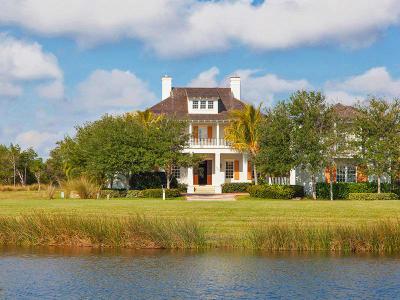 Vero Beach Single Family Home For Sale: 9235 Marsh Island Drive