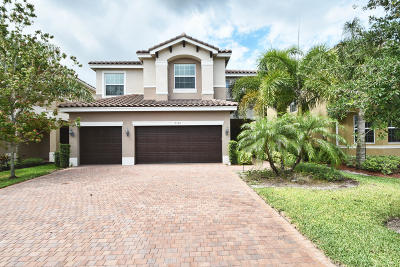 Boynton Beach Single Family Home For Sale: 8140 Santalo Cove Court