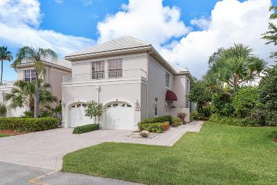Boca Raton Condo For Sale: 5209 Lake Catalina Drive #D