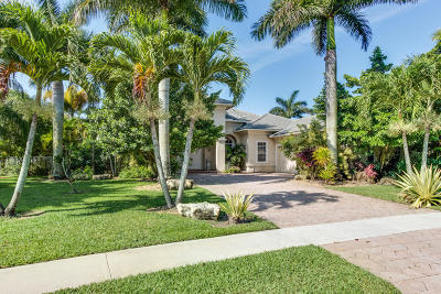 Wellington Single Family Home For Sale: 12297 Equine Lane