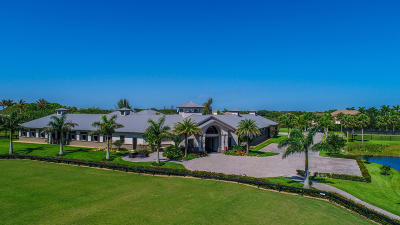 Palm Beach County Single Family Home For Sale: 15172 & 15134 Natures Point Lane