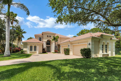 Jupiter Single Family Home For Sale: 128 Bryce Lane
