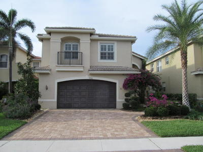 Boynton Beach Single Family Home For Sale: 8884 Sandy Crest Lane