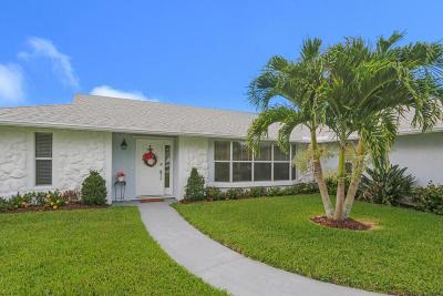 Royal Palm Beach Single Family Home For Sale: 143 Sandpiper Avenue