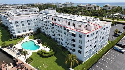 Palm Beach Condo For Sale: 2840 S Ocean Boulevard #604 & 60
