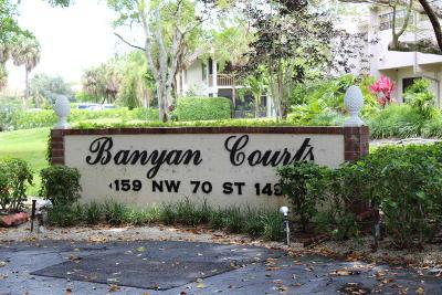 Boca Raton Condo For Sale: 149 NW 70th Street #108c