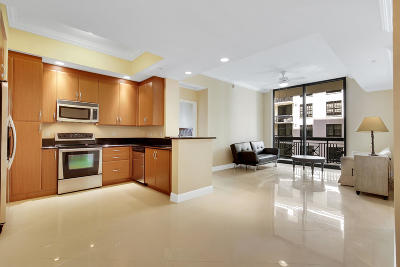 West Palm Beach Condo For Sale: 701 S Olive Avenue #1205