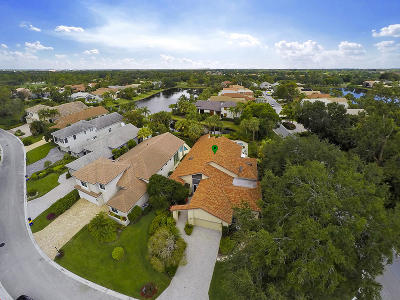 Palm Beach Gardens Single Family Home For Sale: 13232 Provence Drive