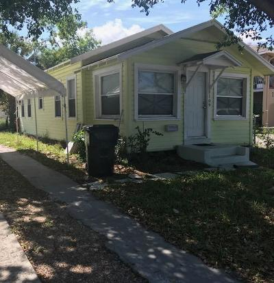 Lake Worth Single Family Home For Sale: 109 S E Street