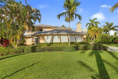 Palm Beach Shores Rental For Rent: 337 Inlet Way