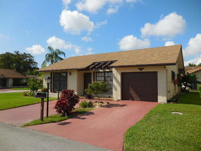 Deerfield Beach Single Family Home For Sale: 2022 SW 17th Place