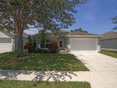 Vero Beach Single Family Home For Sale: 1221 25th Terrace SW