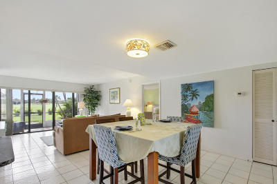 West Palm Beach Condo For Sale: 1731 Presidential Way #C102