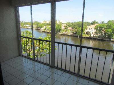 Condo For Sale: 18 Royal Palm Way #4070