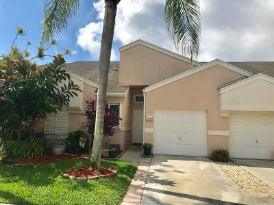 Boca Raton Single Family Home For Sale: 9238 Vineland Court #C