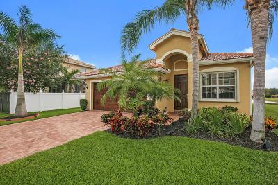 Boynton Beach Single Family Home For Sale: 10425 Pearwood Place