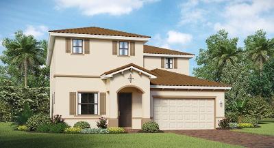 Vero Beach Single Family Home For Sale: 1829 Berkshire Circle SW