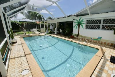 Tequesta Single Family Home For Sale: 317 Daly Road