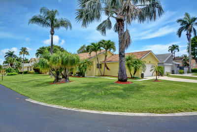 Delray Beach Single Family Home For Sale: 1915 NW 10th Street