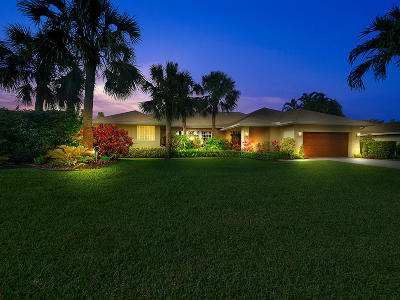 Boynton Beach Single Family Home For Sale: 4142 Alpinia Court