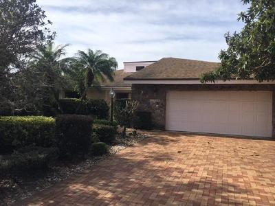 West Palm Beach Single Family Home Contingent: 13796 Sand Crane Drive