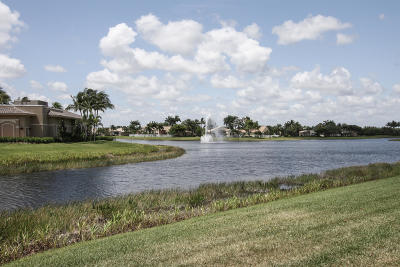 Lake Worth Single Family Home Contingent: 7591 Tarpon Cove Circle