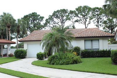 Palm City Single Family Home For Sale: 4144 SW Osprey Creek Way