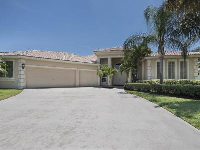 Lake Worth Single Family Home Contingent: 9048 Charlee Street