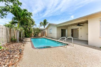 Boca Raton Single Family Home For Sale: 8885 SW 7th Street