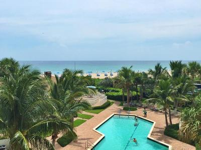 Singer Island Condo For Sale: 3000 Ocean Drive #4-H