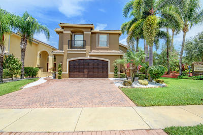Boynton Beach Single Family Home For Sale: 11636 Ponywalk Trail