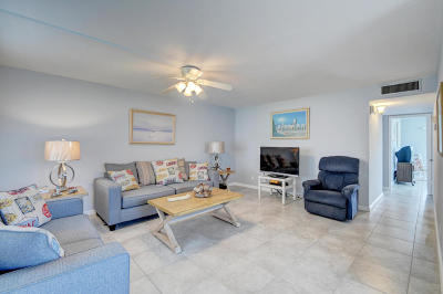 Delray Beach Condo For Sale: 118 Normandy #C