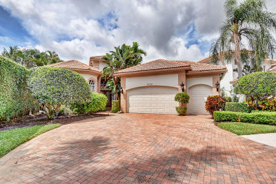 Delray Beach Single Family Home For Sale: 6730 Casa Grande Way