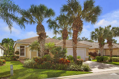 West Palm Beach Single Family Home For Sale: 2828 Waters Edge Circle