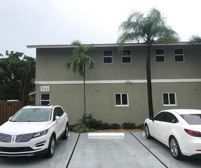 Fort Lauderdale Rental For Rent: 711 NE 14th Street #Studio