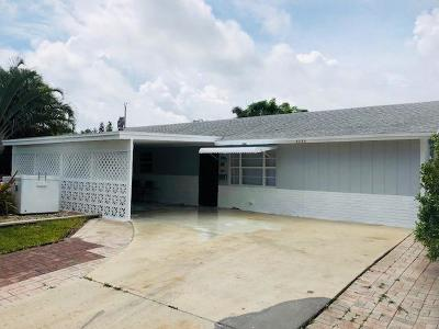 Palm Beach Gardens Single Family Home For Sale: 4384 Birdwood Street
