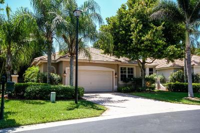 Lake Worth Single Family Home For Sale: 4179 Imperial Club Lane