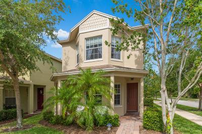 Port Saint Lucie Single Family Home For Sale: 2583 SE Ruskin Drive