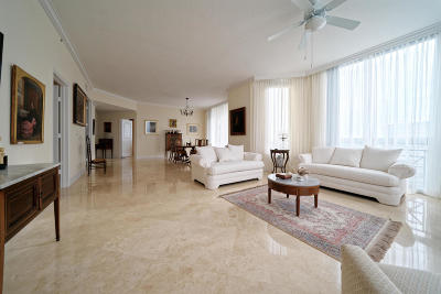 West Palm Beach Condo For Sale: 701 S Olive Avenue #1224
