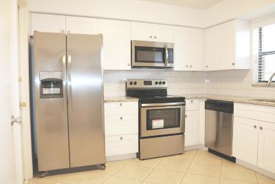 Boynton Beach Single Family Home For Sale: 9780 Tabebuia Tree Drive #B