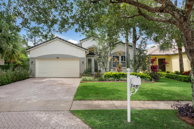 Royal Palm Beach Single Family Home For Sale: 128 Cayo Costa Court