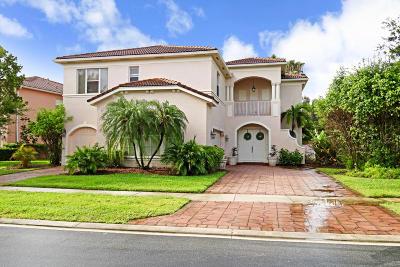 Wellington Single Family Home For Sale: 1208 Creekside Drive