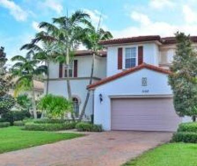 Palm Beach Gardens Single Family Home For Sale: 1102 Vintner Boulevard