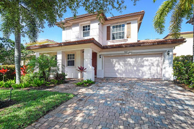 Palm Beach Gardens Single Family Home For Sale: 717 Duchess Court