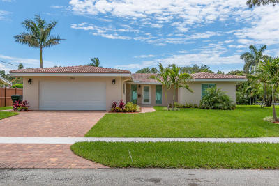 Boca Raton Single Family Home For Sale: 184 SW 8th Avenue