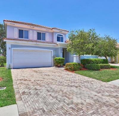 West Palm Beach Single Family Home For Sale: 3273 El Camino Real